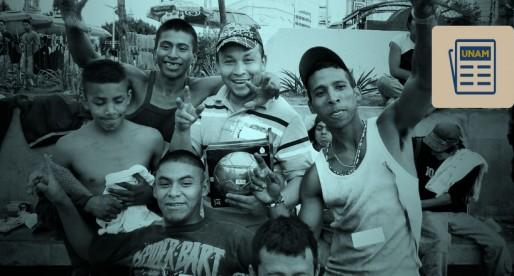 Niños nacidos en la calle, son la tercera generación en dicha situación: UNAM