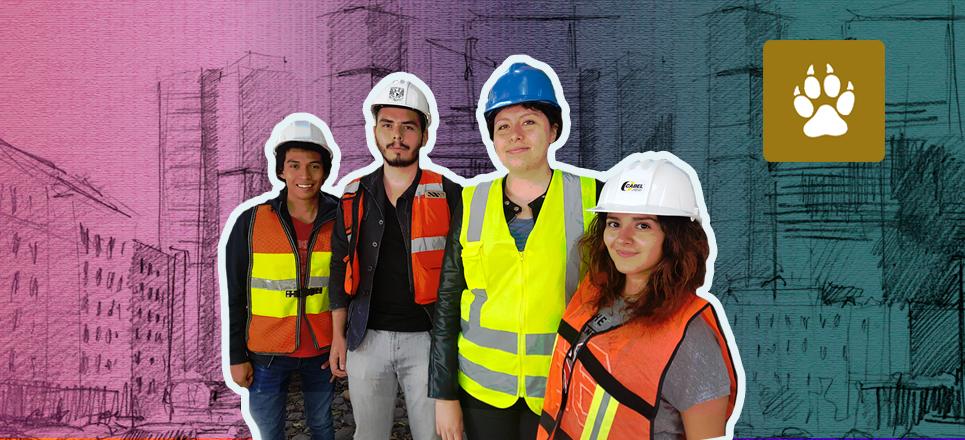 Facultad de Arquitectura alista brigadas de ayuda ante sismo
