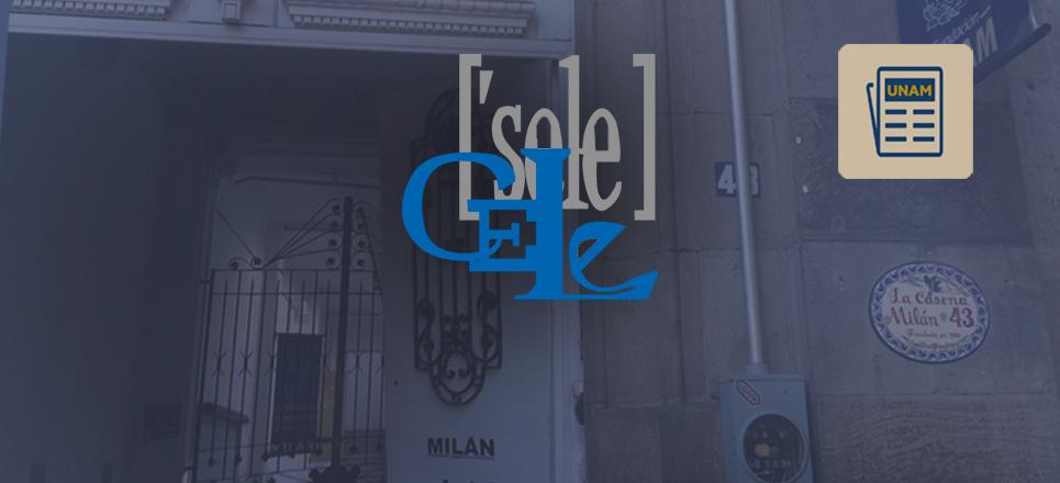 Asiste al Centro Milán, donde podrás aprender alemán, inglés y más