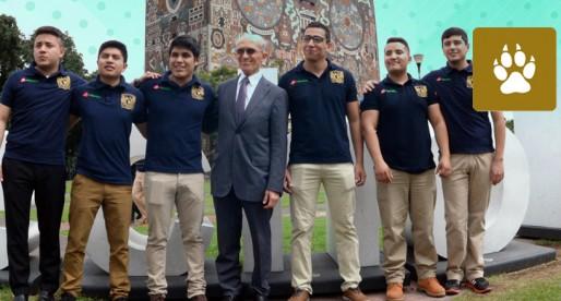 Universitarios son premiados con PetroBowl 2017