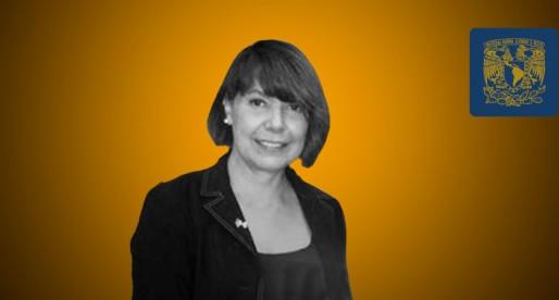 Conoce la amplia trayectoria de Ana Luisa Guerrero, académica de la UNAM