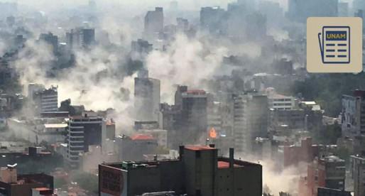 ¿Por qué se dañan los edificios durante los sismos?