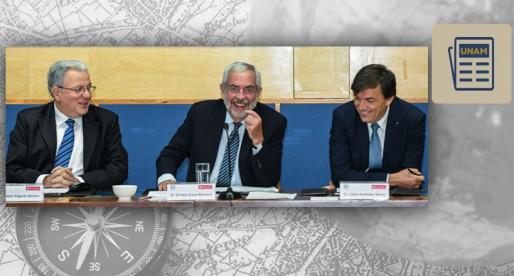 UNAM firma convenio de alianza estratégica con universidades de Iberoamérica