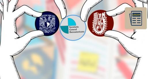 Firma UNAM acuerdo para promover la movilidad en Iberoamérica