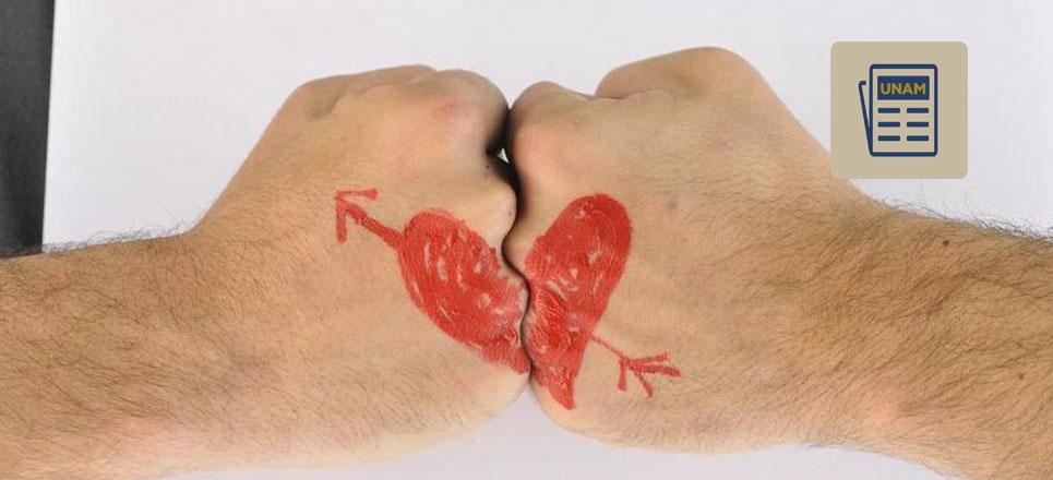Violencia en el noviazgo, conducta normalizada entre jóvenes: UNAM