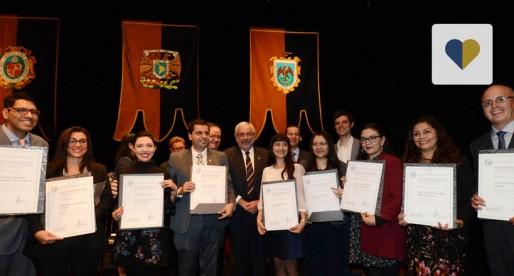 UNAM entregó Premio Universidad Nacional
