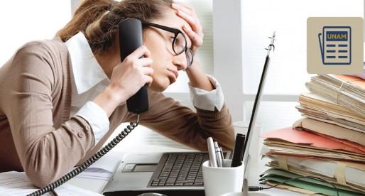 Depresión, principal problema que afecta la productividad laboral: UNAM