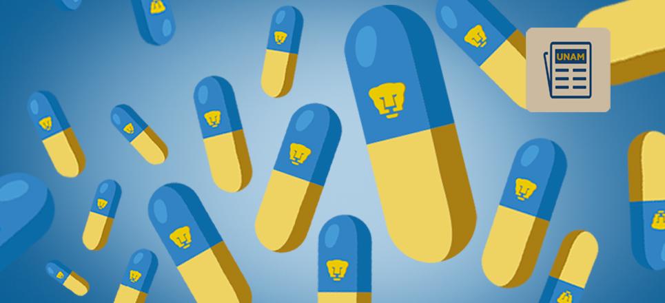 UNAM trabaja en el potencial desarrollo de nuevos antibióticos