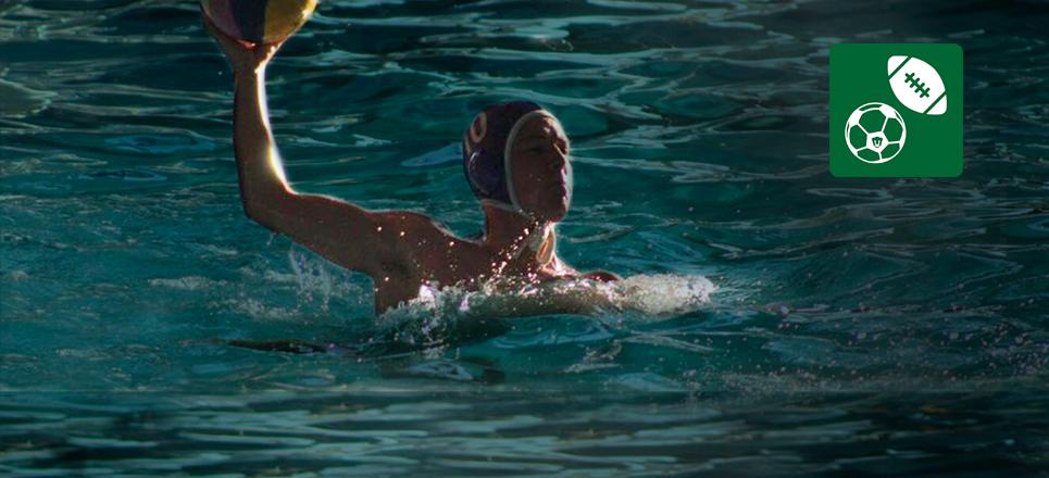 Dominio auriazul en torneo de polo acuático