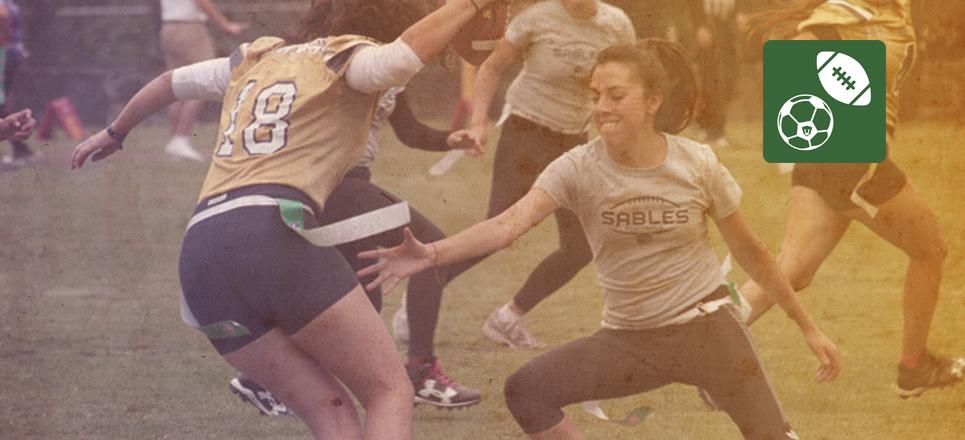 Futbol flag, rugby 7 y escalada deportiva, nuevos deportes en la Universiada Nacional