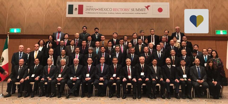 UNAM será sede de la Cumbre de Rectores Japón-México 2019