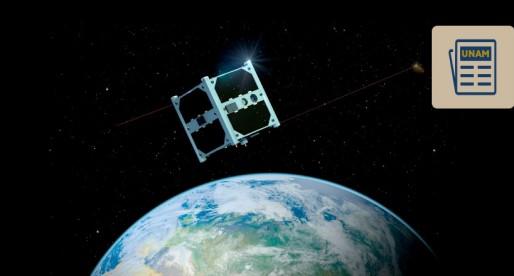 UNAM  a la vanguardia en tecnología espacial