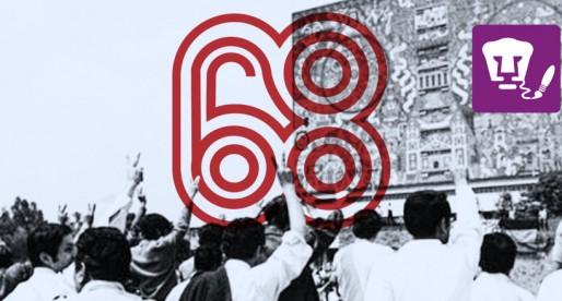 UNAM prepara película sobre movimiento estudiantil de 1968