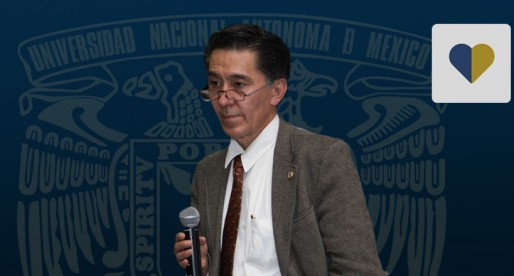 Jaime Urrutia Fucugauchi, miembro honorario de la Royal Astronomical Society