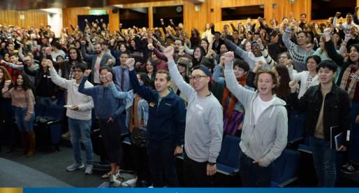 Recibe UNAM 496 estudiantes internacionales