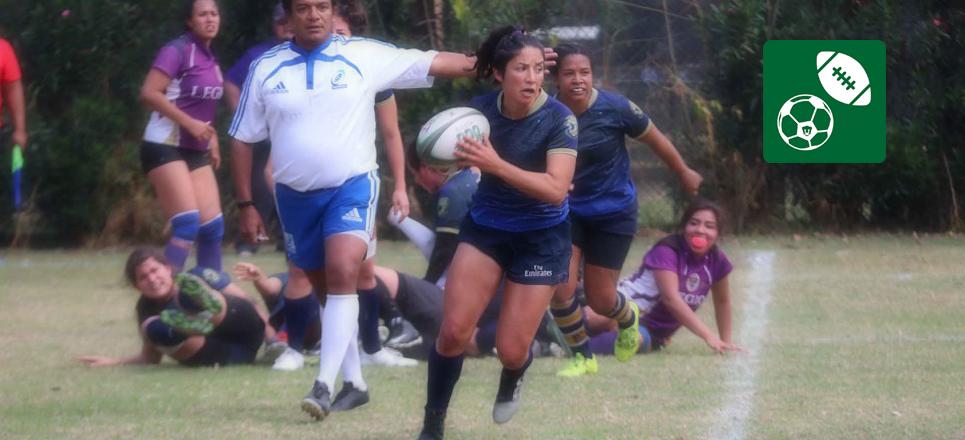 Pumas clasifican a campeonato nacional de Rugby
