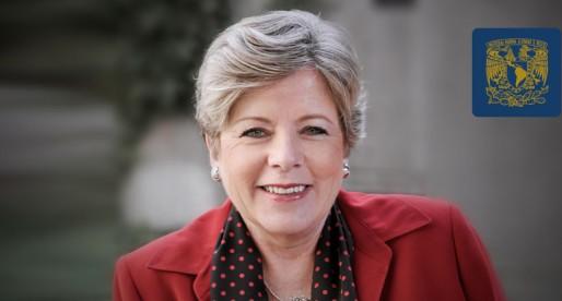 Alicia Bárcenas, una de las grandes investigadoras de la UNAM