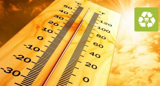 Alertan sobre aumento de temperatura; 2015, 2016 y 2017, los años más calurosos