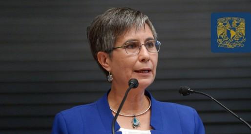 Elena Centeno García, primera mujer en presidir la Sociedad Geológica Mexicana