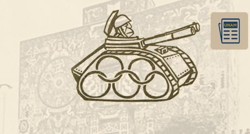 UNAM pone en línea archivos históricos sobre el Movimiento del 68