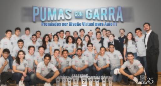 UNAM Motorsports, uno de los proyectos de diseño e ingeniería más robustos