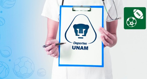 UNAM cuenta con nueva generación de especialistas en Medicina Deportiva