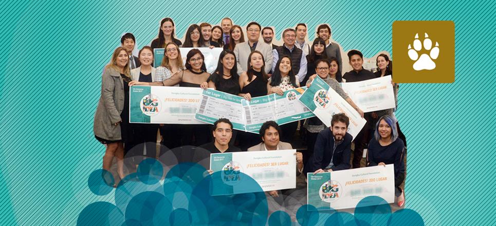 """Universitarios, ganadores del Concurso Tecnológico de """"Dongbu Daewoo"""""""