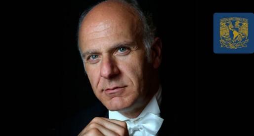 Massimo Quarta, el director artístico de la OFUNAM