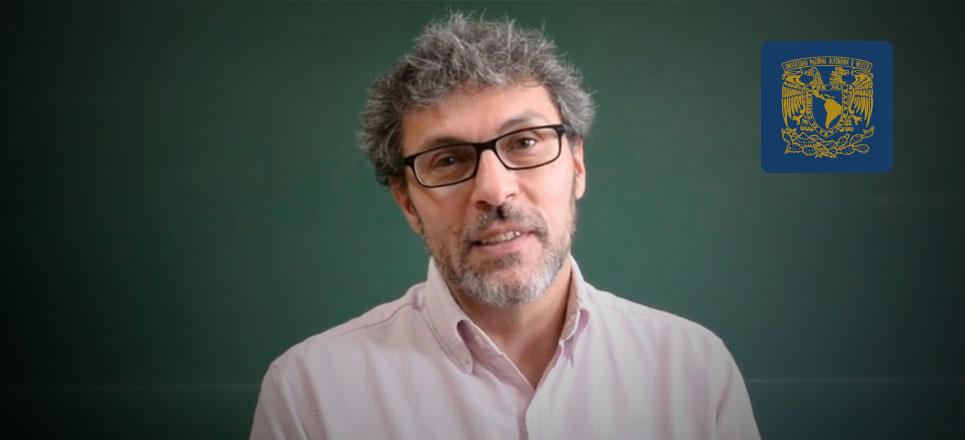 Miguel Alcubierre, el físico fanático de la ciencia ficción