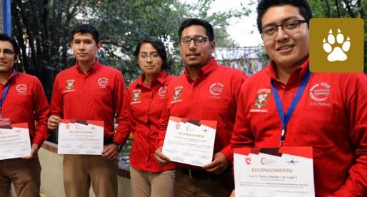 Estudiantes de la UNAM ganan Olimpiada Nacional del Conocimiento en la Ingeniería Civil