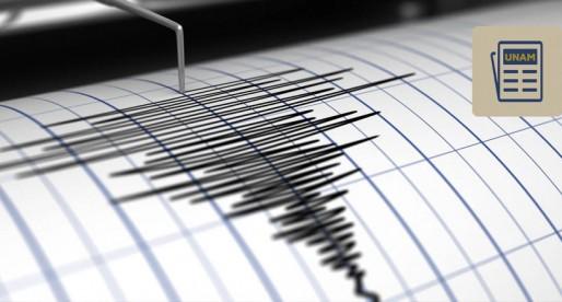 UNAM utilizará tecnología de punta para estudio de antiguos terremotos y tsunamis