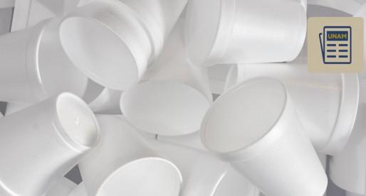 En México el consumo nacional de unicel es de 125 mil toneladas anuales