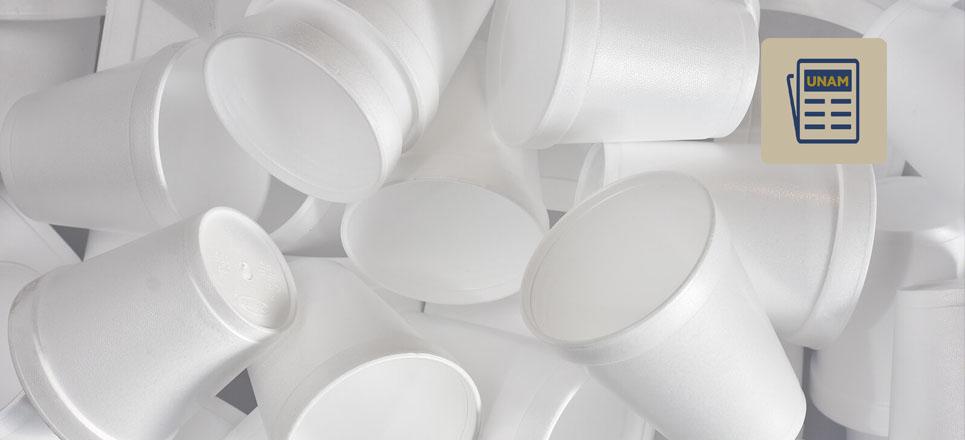 En México, el consumo nacional de unicel es de 125 mil toneladas anuales