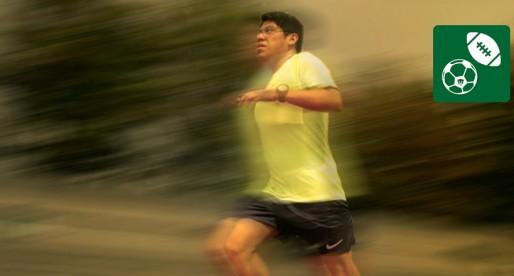 Atleta PUMA va por récord