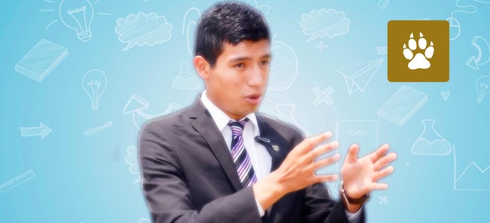 Alumno de la UNAM asiste al encuentro de jóvenes de la alianza del pacífico