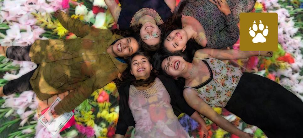 Ganan universitarias certamen del Festival Flores y Jardines 2018