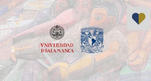 Firma UNAM convenio con Universidad de Salamanca para tesis doctoral conjunta