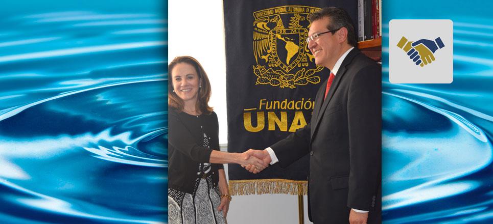 FUNAM y gobierno de Tlaxcala colaborarán en proyecto de cuidado del agua