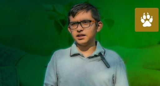 Alumno de la UNAM presentará proyecto para la Mixteca en encuentro juvenil internacional