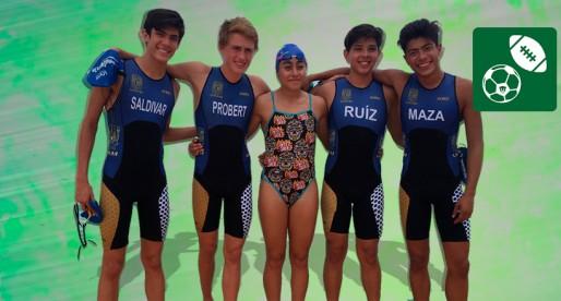 Universitarios logran medallas en Olimpiada y Nacional Juvenil 2018
