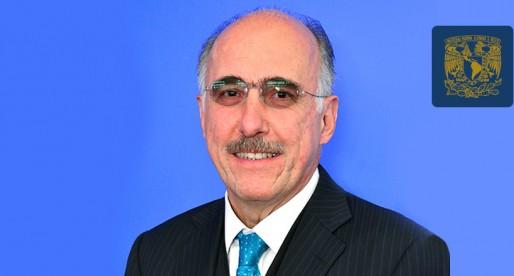 José María Zubiría, integrante del patronato de la UNAM