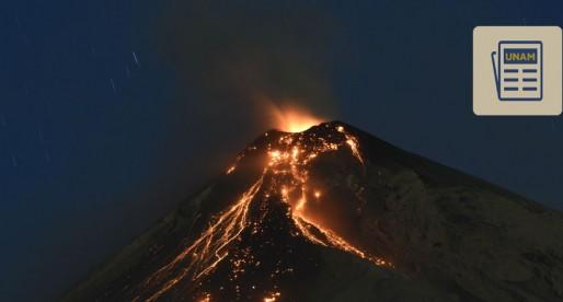 Agradece Guatemala a la UNAM apoyo durante emergencia por erupción del Volcán de Fuego