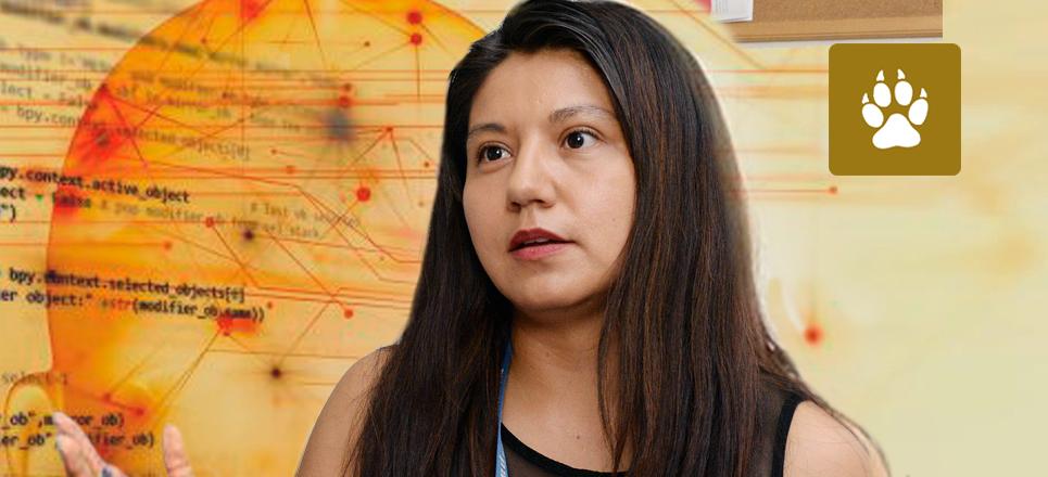 Obtiene Psicóloga beca para las mujeres en la ciencia
