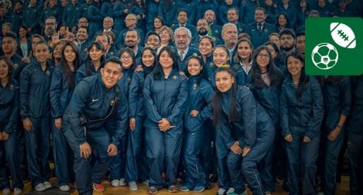 Pumas tienen gran actuación en Olimpiada y Nacional Juvenil 2018