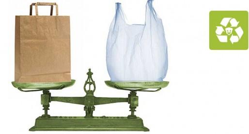 ¿Bolsas de papel o plástico? La UNAM te dice cuáles son más contaminantes