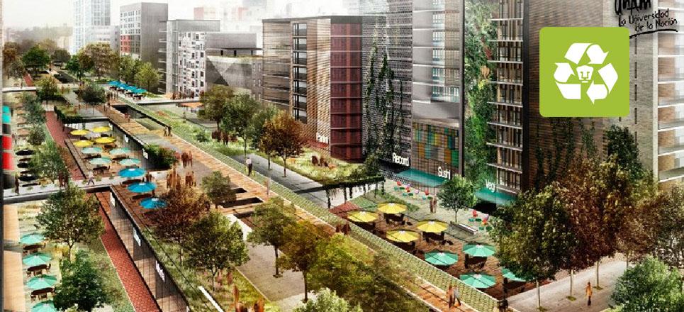 Parques modulares, solución para efecto de islas de calor urbanas: UNAM