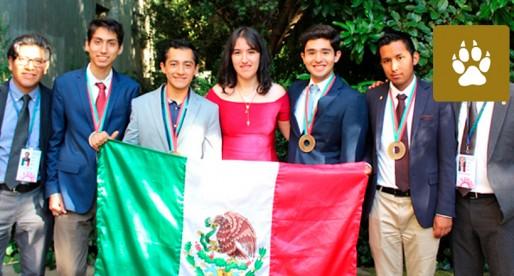 Gana México cuatro medallas de bronce en Olimpiada Internacional de Física