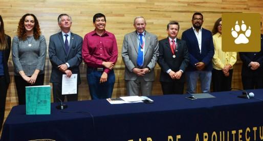Obtiene UNAM medallas en la Bienal Nacional e Internacional de Arquitectura Mexicana