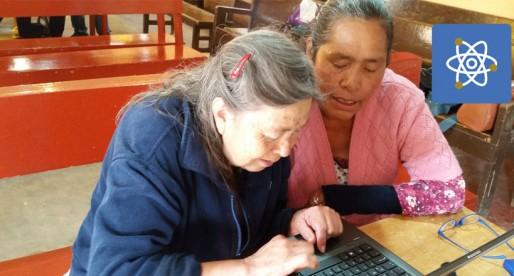 Alfabit, el novedoso sistema de aprendizaje amigable con adultos mayores