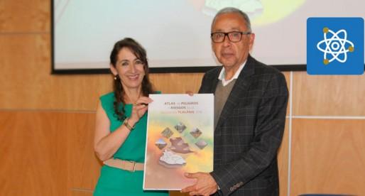 """Presenta UNAM y Tlalpan """"El Atlas de Peligros y Riesgos"""""""